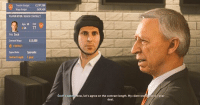 Petr Cech even wears his helmet during contract negotiations on FIFA 19 😂😂 https://t.co/GSttfcGTc0: Trangler Budget  Wage Budget  PLATER OFFERRENW CONTRACT  GK  Petr Cech  Cest WageE45,000  Souad Rsle  Coetract Lengt  Speradic  1 year  Cechs agent Now. let's agree on the contract length. My client  e af year Petr Cech even wears his helmet during contract negotiations on FIFA 19 😂😂 https://t.co/GSttfcGTc0