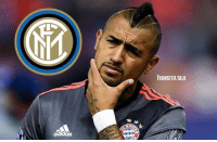 Arturo Vidal wants to return to Italy after reaching an agremeent with Inter, According to reports. - The Bayern Munich midfielder will sign a four-year contract worth €7.5 million per season with the Nerazzurri and will meet with executives of his current side to ask for permission to leave. Inter are prepared to spend around €50 million to secure the 30-year-old from the Bundesliga club. - transferrumour transfernews transfertalk transfers transfer: TRANSFER.TAL Arturo Vidal wants to return to Italy after reaching an agremeent with Inter, According to reports. - The Bayern Munich midfielder will sign a four-year contract worth €7.5 million per season with the Nerazzurri and will meet with executives of his current side to ask for permission to leave. Inter are prepared to spend around €50 million to secure the 30-year-old from the Bundesliga club. - transferrumour transfernews transfertalk transfers transfer