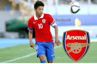 Arsenal, Memes, and Santa: Transfer talk  Arsenal The Gunners are giving a trial to a 17-year-old midfielder from Chile dubbed the 'the next Alexis Sanchez'. Marcelo Allende plays for second division side Deportes Santa Cruz.