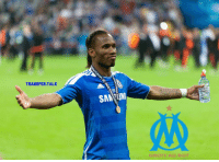Didier Drogba, 38, says he could return to former club Marseille. The ex-Chelsea striker has been without a club since leaving Montreal Impact at the end of the 2016 Major League Soccer season.: TRANSFER TALK  DROIT AU BUT Didier Drogba, 38, says he could return to former club Marseille. The ex-Chelsea striker has been without a club since leaving Montreal Impact at the end of the 2016 Major League Soccer season.
