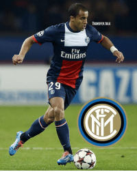 Inter Milan are keen on Lucas Moura, with the pacey Paris Saint-Germain attacker intent on securing more first-team football next season, according to Calciomercato. - transfer transfernews transfertalk transferwindow transferrumour: TRANSFER TALK  Emirates  29 Inter Milan are keen on Lucas Moura, with the pacey Paris Saint-Germain attacker intent on securing more first-team football next season, according to Calciomercato. - transfer transfernews transfertalk transferwindow transferrumour