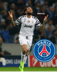 Reports from France this evening suggest that Dani Alves is set to snub Pep Guardiola and Man City in favour of a move to last season's Ligue 1 runners-up, Paris Saint Germain.: TRANSFER TALK  Jeep  PAR  AINT -G  T GER  GERMA Reports from France this evening suggest that Dani Alves is set to snub Pep Guardiola and Man City in favour of a move to last season's Ligue 1 runners-up, Paris Saint Germain.