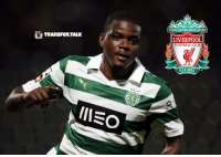 Memes, 🤖, and Port: TRANSFER TALK  PORT  You LLNEVERWALKALONE  LIVERPOOL  FOOTBALL CLuB  EST 1892  e Liverpool are in negotiations with Sporting Lisbon over their 24-year-old defensive midfielder William Carvalho, who is valued at £26m.