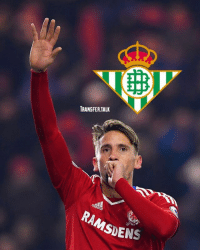 Memes, Sports, and Sky Sports: TRANSFER.TALK  RAMSDENS Real Betis are hopeful of signing Middlesbrough's Gaston Ramirez. Talks between Betis, the player's representatives and Boro are on the right tracks but the move is far from complete. (AS) - (Sky Sports) - transferrumour transfernews transfertalk transfers transfer
