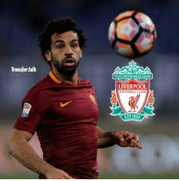 Being Alone, Club, and Football: Transfertalk  YOULL NEVER WALK ALONE  LIVERPOOL  FOOTBALL CLUB  EST. 1892 Roma expect a new offer from Liverpool for forward Mo Salah in the next few hours. - The Serie A club have already turned down a Reds bid of £28m bid for the Egypt international, who they value at £40m.