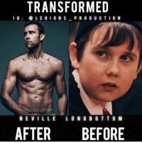 🔥😳TRANSFORMED! Founder 👉: @king_khieu. Neville Longbottom has been making some gainz. Who loves ❤ the Harry Potter series? Thoughts? 🤔Opinions? What do you guys think? COMMENT BELOW! Athlete: @mattdavelewis. TAG SOMEONE who needs to lift! _________________ Looking for unique gym clothes? Use our 10% discount code: LEGIONS10🔑 on Ape Athletics 🦍 fitness apparel! The link is in our 👆 bio! _________________ Principal 🔥 account: @fitness_legions. Facebook ✅ page: Legions Production. @legions_production🏆🏆🏆: TRANSFORMED  I G  L E G I O N S  P R O D U C T I O N  NEVILLE LONG BOT TO M  AFTER BEFORE 🔥😳TRANSFORMED! Founder 👉: @king_khieu. Neville Longbottom has been making some gainz. Who loves ❤ the Harry Potter series? Thoughts? 🤔Opinions? What do you guys think? COMMENT BELOW! Athlete: @mattdavelewis. TAG SOMEONE who needs to lift! _________________ Looking for unique gym clothes? Use our 10% discount code: LEGIONS10🔑 on Ape Athletics 🦍 fitness apparel! The link is in our 👆 bio! _________________ Principal 🔥 account: @fitness_legions. Facebook ✅ page: Legions Production. @legions_production🏆🏆🏆