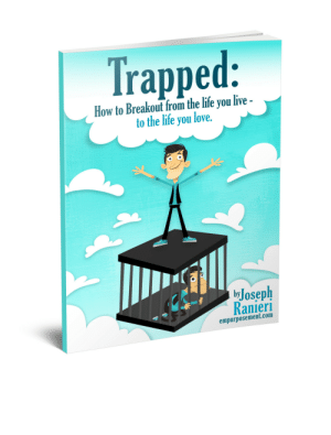 Life, Love, and Meme: Trapped.  How to Breakout from the life you live  to the life you love.  byJoseph  Ranier  empurposement.com meme-mage:    Tired of compromising your dreams? Explode Your Imagination. Live your creative purpose. Grab this eBook while it's still available. It's Free! Trapped: How to Breakout from the life you live—to the life you love. http://empurposement.com/mind-power-techniques/