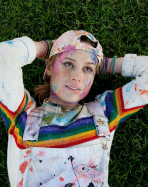 """trashpandabarnes: missdontcare-x: Brie Larson stars in and makes her feature directing debut with """"Unicorn Store""""  MS. LARSON PLEASE I AM ALREADY GAY  : trashpandabarnes: missdontcare-x: Brie Larson stars in and makes her feature directing debut with """"Unicorn Store""""  MS. LARSON PLEASE I AM ALREADY GAY"""