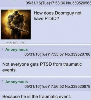Traumatic Event by ScreaminNo MORE MEMES: Traumatic Event by ScreaminNo MORE MEMES