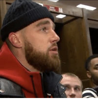 Memes, SportsCenter, and Wshh: TravisKelce didn't hold back from sharing his frustrations about the officiating in the Chiefs' loss to the Steelers 👀 @sportscenter WSHH