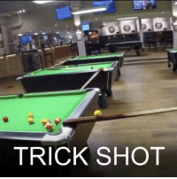 Memes, Wshh, and 🤖: TRICK SHOT RealTalk y'all, you're not gonna believe this TrickShot they pulled off...😳🙌 @BBCNews (Via:Facebook-AllStarsBristol) WSHH