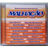 Charlie, Memes, and Capital: TRILI SONORA ORIGINAL DE  MALHACAO  Jota Quest  Charlie Brown Jr  Kid Abelha Deronautas  Capital inicial urraie A Rigor  Kaleidoscopio Luka  CPM22 Daniel Carlomagno  Michele Ornellas  Gurus  Banda K2 Gustavo Nunes  Bruno Miguel Alpha Beat Esse cd marcou uma época