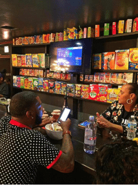 Cereal Bar.. this would be a lit ass date 😋 https://t.co/OiKcZ9PI8N: Trix  French  Oas  Guna Cereal Bar.. this would be a lit ass date 😋 https://t.co/OiKcZ9PI8N