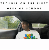 😂 When you got in trouble on the first week of school!😂😒 JustComedy DesiBanksComedy TagYourFriends Memories WhoRemember 👕: @dopefaithapparel: TRO U BL E O N T HEFIR S T  WEE K O F SCHO O L  DOPE 😂 When you got in trouble on the first week of school!😂😒 JustComedy DesiBanksComedy TagYourFriends Memories WhoRemember 👕: @dopefaithapparel