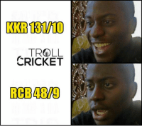 Memes, Troll, and Cricket: TROLL  CRICKET RCB fans :D :D   <mad>