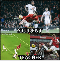 Lord's scorpion kick was better... 🔺LINK IN OUR BIO 👀🔥: Troll Football  dafaD  STUDENT  TEACHER Lord's scorpion kick was better... 🔺LINK IN OUR BIO 👀🔥