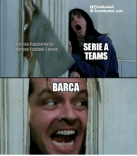 Football, Memes, and 🤖: TrollFootball  TheTrollFootball_Insto  Marcos Fussballecke  Marcos Football Corner  SERIE A  TEAMS Serie A clubs this transfer window https://t.co/CEmqeFcu6j