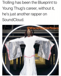 25 best soundcloud memes soundcloud rappers memes the memes memes soundcloud and trolling trolling has been the blueprint to young thugs career malvernweather Gallery