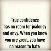 This. . Up to 60% OFF STOREWIDE at @Doyoueven 🎉 link in BIO✔️: True confidence  has no room for jealousy  and envy. When you know  you are great, you have  no reason to hate. This. . Up to 60% OFF STOREWIDE at @Doyoueven 🎉 link in BIO✔️