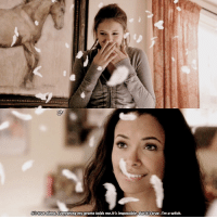 "[1x08] ""162 Candles"" Forever one of my fav scenes + I love this update — Bonnie or Elena?: true elena,  Everything  my grams tolds me.It's impossible. Butitstrue. I'm a witch. [1x08] ""162 Candles"" Forever one of my fav scenes + I love this update — Bonnie or Elena?"