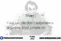 loyal people