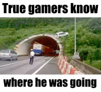 I know a gamer when I see one. https://t.co/GLGkUeOVnh: True gamers know  Where he was going I know a gamer when I see one. https://t.co/GLGkUeOVnh