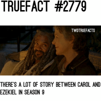 You know how this works.. the spoiler is under my most recent post on @itsbrandon.t ! (And it's a VERY unexpected spoiler!!!!) walkingdead thewalkingdead twd to PREVENT the huge spoiler , COMMENTS HAVE BEEN TURNED OFF: TRUEFACT #2779  TWDTRUEFACTS  THERES A LOT OF STORY BETWEEN CAROL AND  EZEKIEL IN SEASON 9 You know how this works.. the spoiler is under my most recent post on @itsbrandon.t ! (And it's a VERY unexpected spoiler!!!!) walkingdead thewalkingdead twd to PREVENT the huge spoiler , COMMENTS HAVE BEEN TURNED OFF