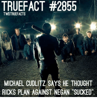 Who misses Abraham? We do! TheWalkingDead TWD WalkingDead: TRUEFACT #2855  TWDTRUEFACTS  MICHAEL CUDLİTZSAYS HE THOUGHT  RICKS PLAN AGAINST NEGAN SUCKED Who misses Abraham? We do! TheWalkingDead TWD WalkingDead