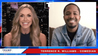 While we're busy making America great again, Democrats are working overtime to bring America down. They are NO match for my great supporters!: TRUM P  PENCE  TERRENCE K. WILLIAMS COMEDIAN While we're busy making America great again, Democrats are working overtime to bring America down. They are NO match for my great supporters!