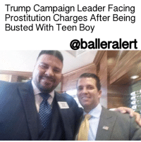 "Memes, 🤖, and Feet: Trump Campaign Leader Facing  Prostitution Charges After Being  Busted With Teen Boy  @baller alert Trump Campaign Leader Facing Prostitution Charges After Being Busted With Teen Boy - blogged by: @eleven8 ⠀⠀⠀⠀⠀⠀⠀⠀⠀ ⠀⠀⠀⠀⠀⠀⠀⠀⠀ An Oklahoma Trump backer is facing some serious charges after he was caught engaging with a teenage boy in a motel room. ⠀⠀⠀⠀⠀⠀⠀⠀⠀ ⠀⠀⠀⠀⠀⠀⠀⠀⠀ State Senator RalphShortey was caught with an unidentified minor at a Super 8 motel last Thursday morning. Moore police say they were called to the motel for a welfare check shortly after Shortey checked in around midnight on March 9. That is when they discovered the juvenile male with Senator Shortey. The exact age of the boy has not been made available, but reportedly he is under the age of 18. The age of consent in Oklahoma is 16. ⠀⠀⠀⠀⠀⠀⠀⠀⠀ ⠀⠀⠀⠀⠀⠀⠀⠀⠀ After a obtaining a search warrant, police found the boy's Kindle Fire tablet, which contained conversations between him and Shortey pertaining to sexual activities in exchange for money. The tablet was taken as evidence. ⠀⠀⠀⠀⠀⠀⠀⠀⠀ ⠀⠀⠀⠀⠀⠀⠀⠀⠀ On Wednesday, Sen. Shortey, who worked as a leader in Trump's Oklahoma primary campaign, was charged with engaging in child prostitution, engaging in prostitution within 1,000 feet of a church, and transporting minor for prostitution-lewdness. ⠀⠀⠀⠀⠀⠀⠀⠀⠀ ⠀⠀⠀⠀⠀⠀⠀⠀⠀ ""There has been a great deal of interest in an incident that occurred in Moore on March 9th, 2017 at a local hotel,"" said police officials in a statement made on Facebook. ""At this time, an investigation is still ongoing. The Moore Police Department is committed to responding to and fulfilling requirements of the Oklahoma Open Records act. The Moore Police Department will be providing prompt and reasonable access to records for public inspection once the release of those records will no longer hinder any ongoing investigation and when the records have been compiled."" ⠀⠀⠀⠀⠀⠀⠀⠀⠀ ⠀⠀⠀⠀⠀⠀⠀⠀⠀ Shortey is a father of two and has been married to his high school sweetheart since 2002."