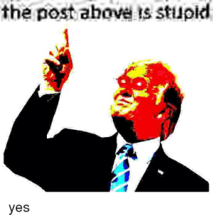 Trump dose not like whats above: Trump dose not like whats above