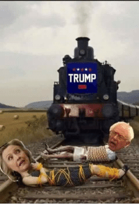 FWD: The Trump train has no brakes!!!: TRUMP FWD: The Trump train has no brakes!!!