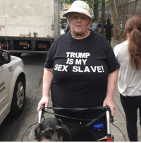 Funny, Sex, and Trump: TRUMP  IS MY  SEX SLAVE! Follow @ThingsThatLookLikeDonaldTrump because Duhhhhh (photo by @ohwrd)