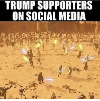 America, Memes, and Savage: TRUMP SUPPORTERS  ON SOCIAL MEDIA We are making America great again folks🇺🇸🇺🇸 liberal maga conservative constitution like follow presidenttrump resist stupidliberals merica america stupiddemocrats donaldtrump trump2016 patriot trump yeeyee presidentdonaldtrump draintheswamp makeamericagreatagain trumptrain triggered Partners --------------------- @too_savage_for_democrats🐍 @raised_right_🐘 @conservativemovement🎯 @millennial_republicans🇺🇸 @conservative.nation1776😎 @floridaconservatives🌴