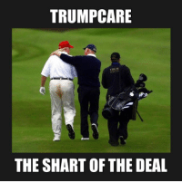 Smells like shit: TRUMPCARE  THE SHART OF THE DEAL Smells like shit