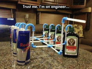 Dank, 🤖, and Red: Trust me. I'm an engineer...  Red  ww.