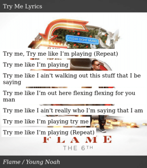 Flame-The 6th-Try Me