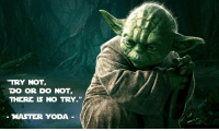 "How well do you know Star Wars? Take the quiz: http://fandan.co/2hFyFR5: ""TRY NOT,  DO OR DO NOT  THERE IS NO TRY.""  MASTER YODA How well do you know Star Wars? Take the quiz: http://fandan.co/2hFyFR5"