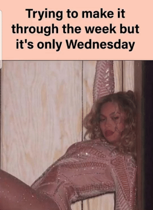 Reddit, Wednesday, and Make: Trying to make it  through the week but  it's only Wednesday Its Humpday..