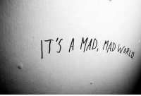 Mad and Tad: TS A MAD, tAD i