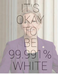 Memes, Okay, and White: TS  OKAY  TO  BE  99.991 %  WHITE (GC)