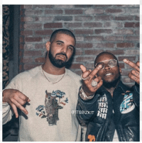 Beef, Beef, and Drake: TSBIZKIT Looks like drake and torylanez have squashed their beef 🤔 (via @itsbizkit )