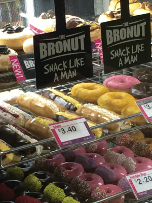 tselina:  dragondicks:  thespacegoat:  prassio:  onebloopin:  Because a normal donut is too feminine  luvin this bro nut  bronut in my mouth  mm yeah bro I can't wait to get a big hot mouthful of some bro nut, maybe I can combine it with some thick & creamy dude milk   when gendering products backfires so well : tselina:  dragondicks:  thespacegoat:  prassio:  onebloopin:  Because a normal donut is too feminine  luvin this bro nut  bronut in my mouth  mm yeah bro I can't wait to get a big hot mouthful of some bro nut, maybe I can combine it with some thick & creamy dude milk   when gendering products backfires so well