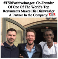 """Ali, Memes, and Shade:  #TSRPositiveImages: Co-Founder  Of One Of The World's Top  Restaurants Makes His Dishwasher  A Partner In the Company!  THE SHADE ROOM TSR STAFF: Talia O. @theclosetratchet on Instagram & @tallyohhh on Twitter! 62-year-old Gambian immigrant Ali Sonko has been a dishwasher at one of the world's top restaurants, Noma, for 10 years. The company is getting ready to relaunch at a new location and co-founder René Redzepi decided to bless Sonko and two others with a partnership in the company. ___________________________ Redzepi refers to Sonko as """"the heart and soul of Noma"""" and told Danish newspaper Berlingske that he doesn't """"think people appreciate what it means to have a person like Ali in the house."""" ___________________________ He later took to Instagram in order to let everyone in on the news. ___________________________ """"It gives me incredible joy to let the world know that our restaurant managers Lau and James, and our dishwasher, Ali, have become partners in Noma,"""" he wrote. """"This is only the beginning, as we plan to surprise several more of our staff with a piece of the walls that they have chosen to work so hard within. This move is one of the happiest moments of my time at Noma."""" ___________________________ CNN: ___________________________ """"The acclaimed Copenhagen restaurant captured the """"World's Best Restaurant"""" title for three consecutive years between 2010 and 2012, and then again in 2014. ___________________________ Sonko was not able to travel to the 2010 award ceremony, reportedly because he couldn't get a visa. The restaurant's team accepted their prize while wearing t-shirts with Sonko's face printed on them. ___________________________ When the restaurant won the prize again in 2012, @theshaderoom 17thsoulja"""