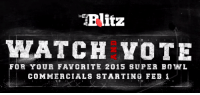 Dank, Super Bowl, and youtube.com: TTElitz  WATCH VOTE  FOR YOUR FAVC RITE 2015 SUPER BOWL  COMMERCIALS STARTING FEB i Today's the day! Vote for the best ads from the big game here → youtube.com/adblitz