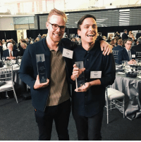 Lol, Memes, and Thank You: TTT We were given an alumni award from our University! 🌈🤓👏 Thank you for all of your continued support - without you our uni wouldn't care about us, lol!