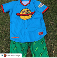 """Chucky, Nickelodeon, and Rugrats: tu frederickkeys Minor League team @frederickkeys set to host a """"90's Nickelodeon Night"""" where players will wear Chuckie Finster uniforms and THIS IS THE GREATEST THING EVER. Rugrats"""