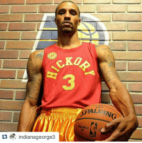 Sports, Game, and Games: tu indianageorge3 The @pacers will wear Hoosiers-inspired 'Hickory' uniforms in select games next season to celebrate the film's 30th anniversary. HickoryPacers