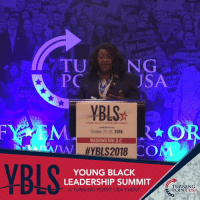 HISTORY IN THE MAKING! 🇺🇸🇺🇸🇺🇸   Turning Point USA 's Young Black Leadership Summit is LIVE for Saturday afternoon featuring Candace Owens  Charlie Kirk  Brandon Tatum Anna Paulina Larry Elder Colion Noir David J Harris Jr. Clarence Henderson! #YBLS2018: TU NG  PC  SA  60  YBLS  OUNG BLACK LEADCRSHIP SUMIT  October 25-28,2018  WASHINGTON D.C  SL  A/  YB  YOUNG BLACK  LEADERSHIP SUMMIT  )-  A TURNING POINT USA EVENT  TURNING  POINT USA  31 HISTORY IN THE MAKING! 🇺🇸🇺🇸🇺🇸   Turning Point USA 's Young Black Leadership Summit is LIVE for Saturday afternoon featuring Candace Owens  Charlie Kirk  Brandon Tatum Anna Paulina Larry Elder Colion Noir David J Harris Jr. Clarence Henderson! #YBLS2018