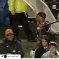 Jeremy Hill mic'd up reaction after his costly fumble against the Steelers is tough to hear (via @insidethenfl): tu nsidethenf Jeremy Hill mic'd up reaction after his costly fumble against the Steelers is tough to hear (via @insidethenfl)